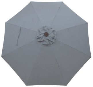 Granite Protexture Umbrella Replacement Canopy 8 Ribs
