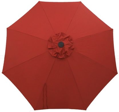 Terracotta Protexture Umbrella Replacement Canopy 8 Ribs